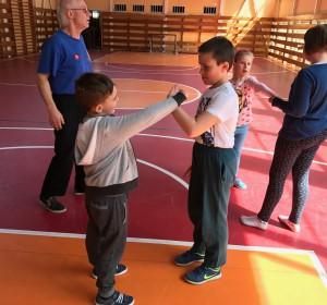 Bojové športy a seaobrana - 2 | Krúžky v škole
