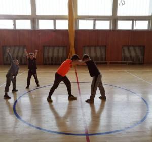 Bojové športy a seaobrana - 6 | Krúžky v škole