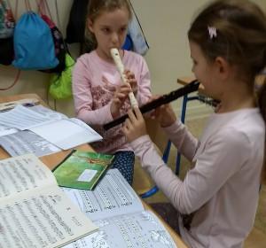 Hra na flautu - 6 | Krúžky v škole