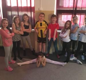 Hip-hop a moderný tanec - 1 | Krúžky v škole