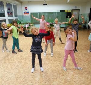 Hip-hop a moderný tanec - 4 | Krúžky v škole