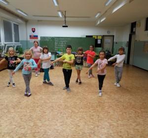 Hip-hop a moderný tanec - 5 | Krúžky v škole