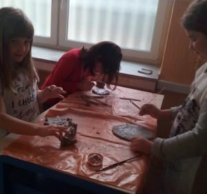 Keramika - 2 | Krúžky v škole