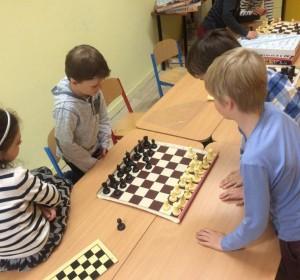 Logické hry a šach - 3 | Krúžky v škole