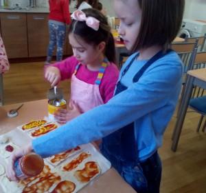 Zdravé varenie - 1 | Krúžky v škole