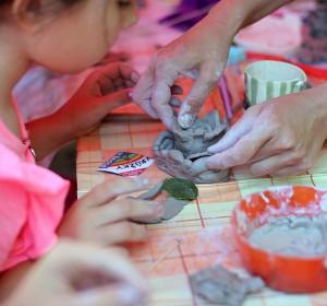 Keramická dielňa - 1 | Krúžky v škole